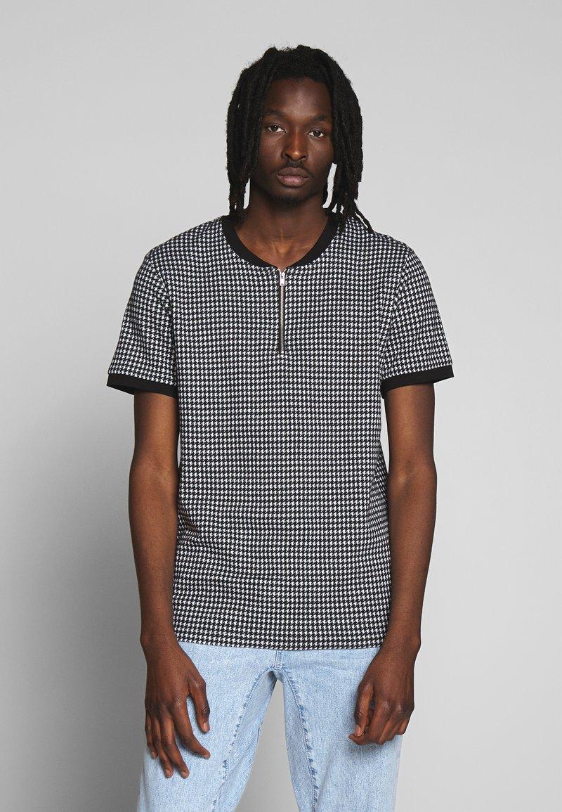 Brave Soul - SIAMESE - T-shirt print - black/white