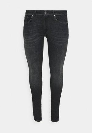 CARMAYA LIFE SHAPE - Jeans Skinny Fit - black
