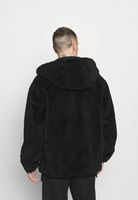 Topman - HOODED - Tunn jacka - black - 2