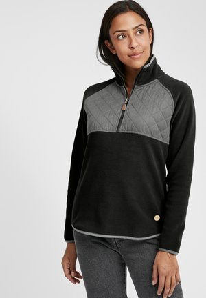 MALITA - Fleece jacket - black