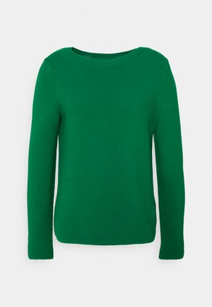 LONGSLEEVE STAND UP - Jumper - azure green