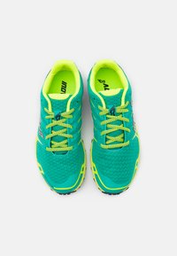 Inov-8 - TRAILTALON 235 - Trail running shoes - teal/navy/yellow - 3