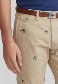 Polo Ralph Lauren - SLIM FIT BEDFORD PANT - Chino kalhoty - tan - 3