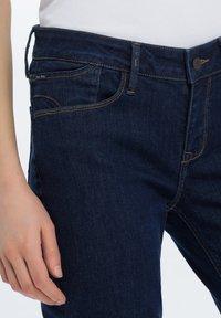 Cross Jeans - ROSE - Straight leg jeans - dark-blue - 3