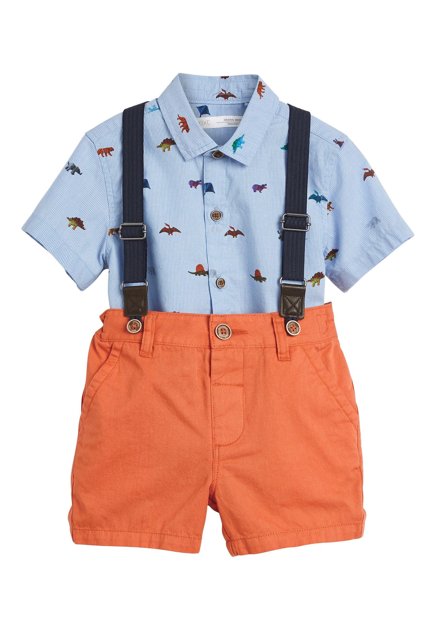 Große Förderung Next SET - Shorts - orange | Damenbekleidung 2020