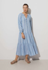 OYSHO - Day dress - blue - 0