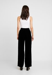 GAP - Pantalones - true black - 2