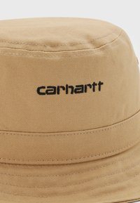 Carhartt WIP - SCRIPT BUCKET HAT UNISEX - Platmale - dusty brown/black - 2