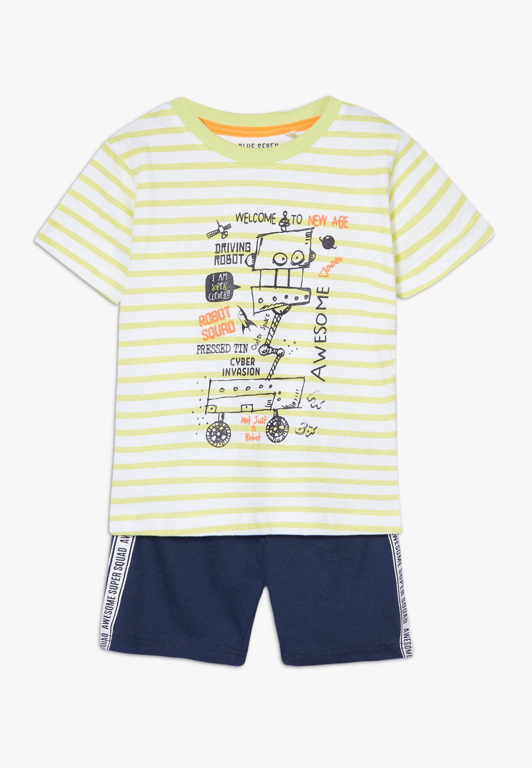 Große Förderung Blue Seven SET - Jogginghose - light green | Damenbekleidung 2020