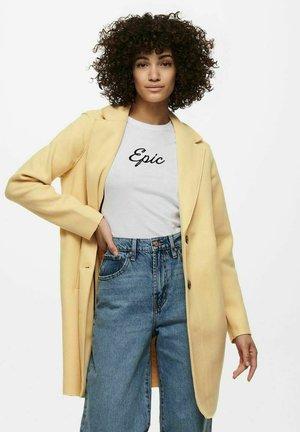 ONLCARRIE BONDED - Classic coat - jojoba