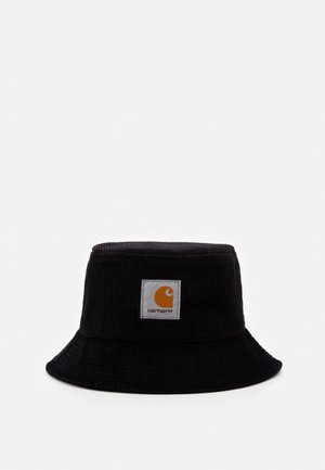 BUCKET HAT - Sombrero - black