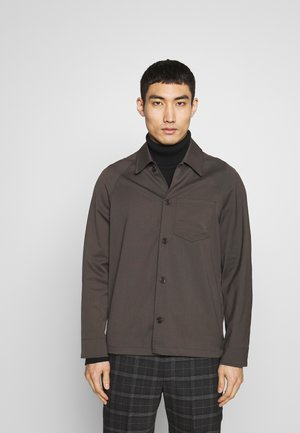 ELLIOT - Camicia - dark oak