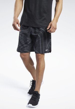 SPEED SHORTS - Pantalón corto de deporte - black