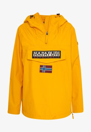 RAINFOREST - Windbreaker - mango yellow