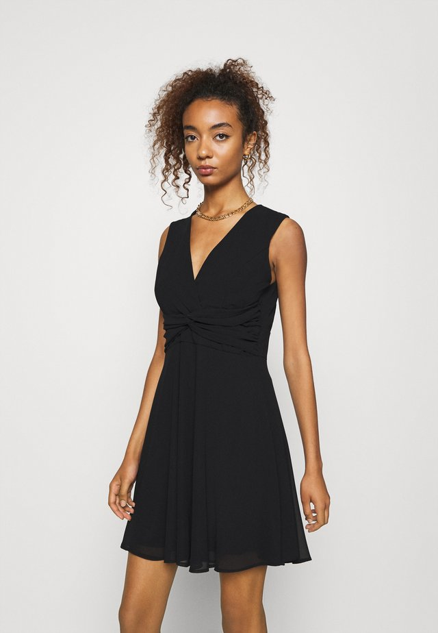 SOREAN MINI - Cocktail dress / Party dress - black