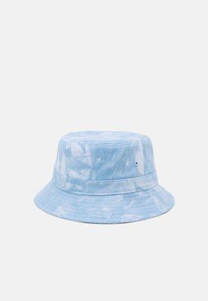 ONSHARRY TIE DYE BUCKET HAT UNISEX - Klobouk - light blue