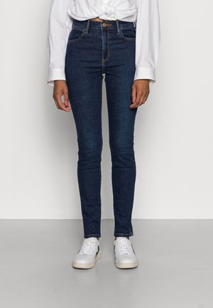 HIGH RISE SKINNY - Jeans Skinny Fit - night blue