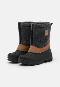 Reima - JALAN UNISEX - Winter boots - black - 1