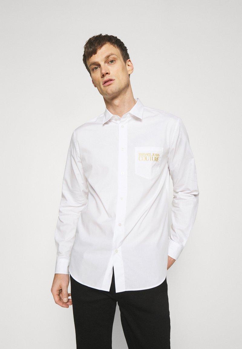 Versace Jeans Couture - Shirt - bianco ottico