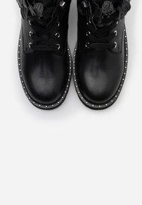 Liu Jo Jeans - PINK  - Platåstøvletter - black - 5