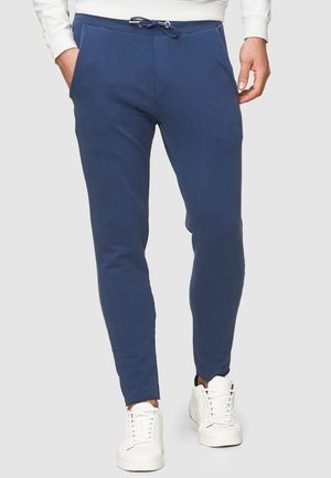 NELSON - Tracksuit bottoms - new navy