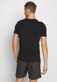 Diadora - CORE - T-shirt basique - black - 2