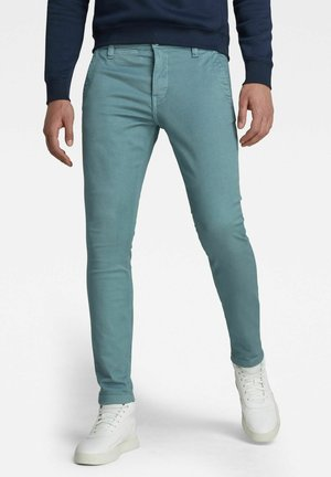 SKYNNY CHINO - Chinos - light bright nickel gd