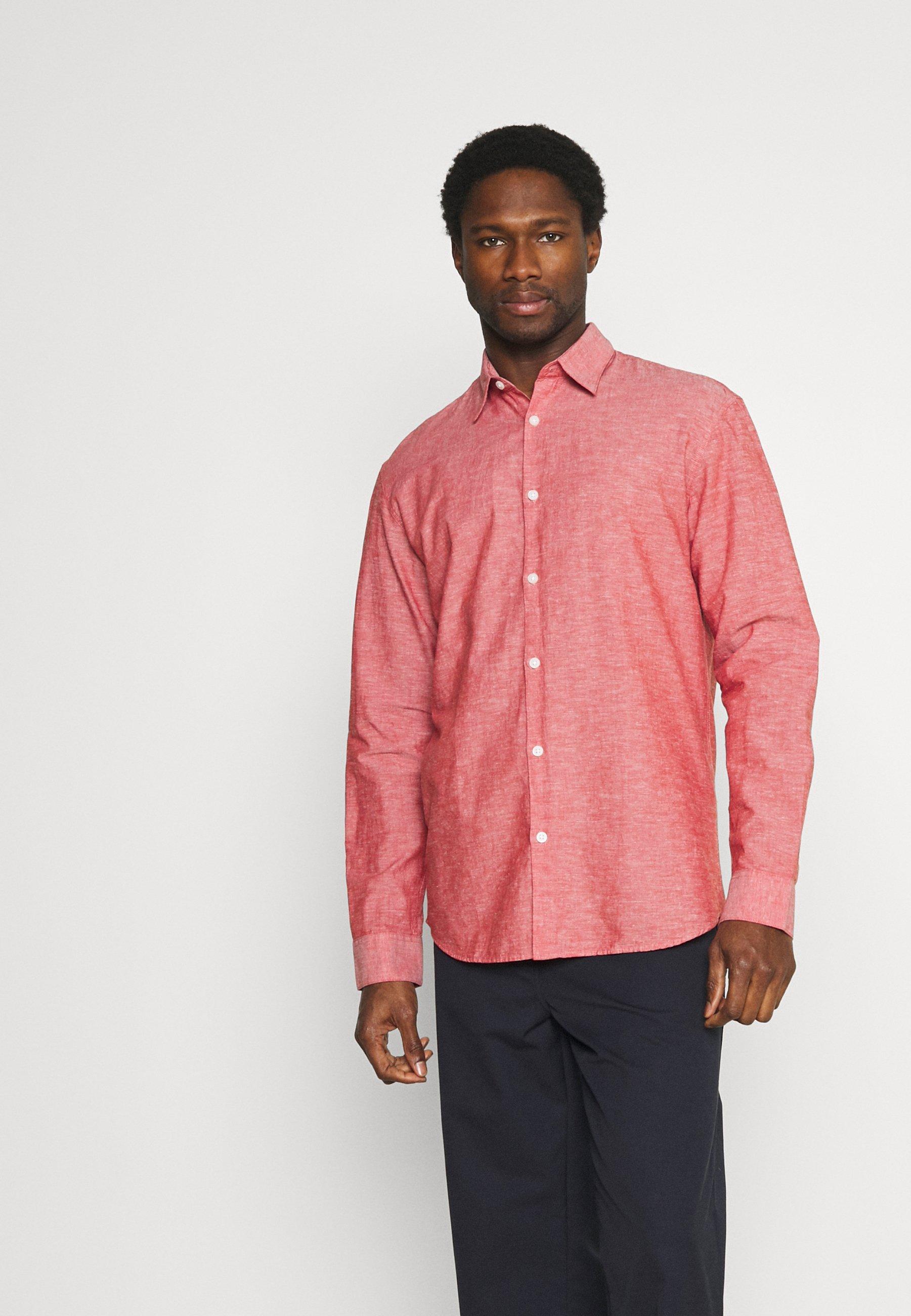 Men SLHREGNEW SHIRT - Shirt