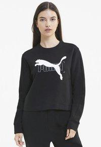 Puma - NU-TILITY - Sweatshirt -  black - 0