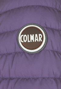 Colmar Originals - MIT STEHKRAGEN - Down jacket - lila - 3