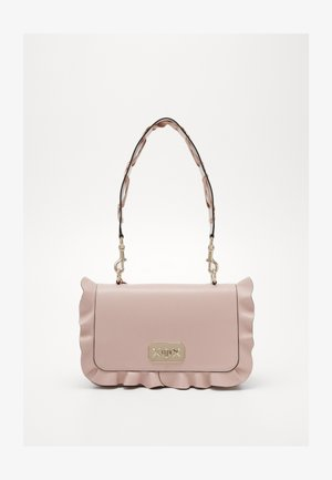 ROCK RUFFLES - Handbag - nude