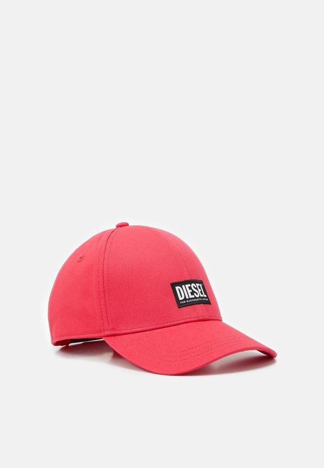 CORRY HAT UNISEX - Kšiltovka - pink