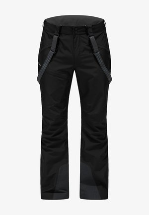 LUMI FORM PANT - Snow pants - true black