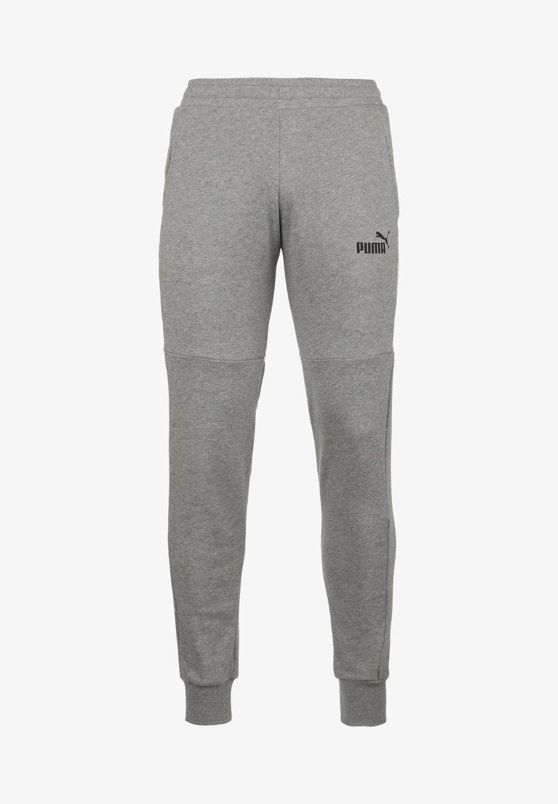 Puma - TRAINING - Pantalon de survêtement - medium grey heather