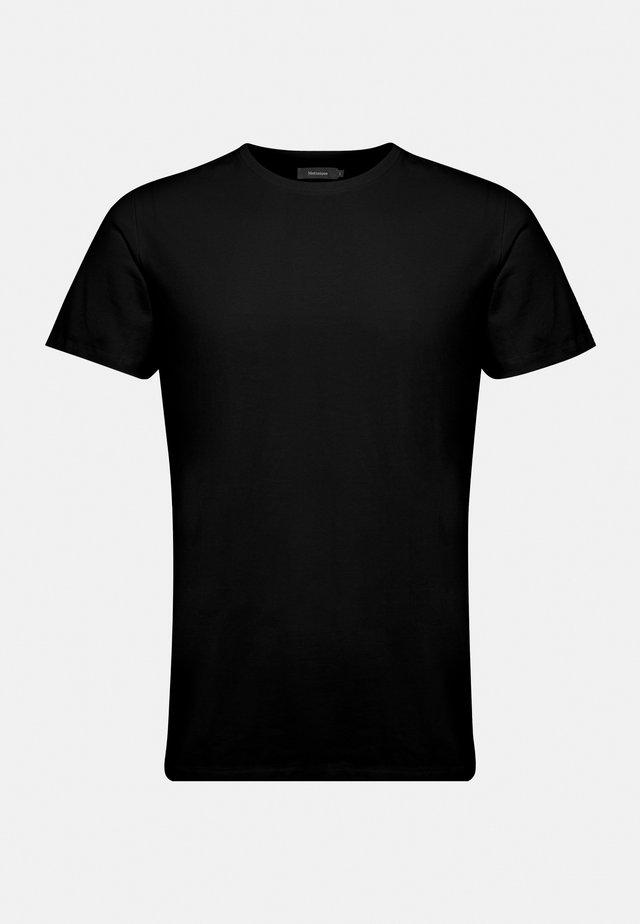 JERMALINK - T-shirts - black