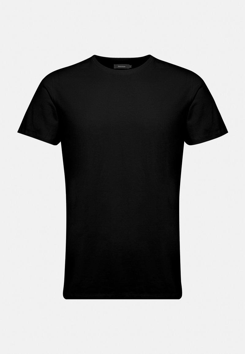 Matinique - JERMALINK - Basic T-shirt - black
