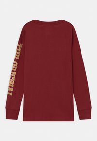 Levi's® - GRAPHIC RINGER UNISEX - Long sleeved top - bordeaux - 1
