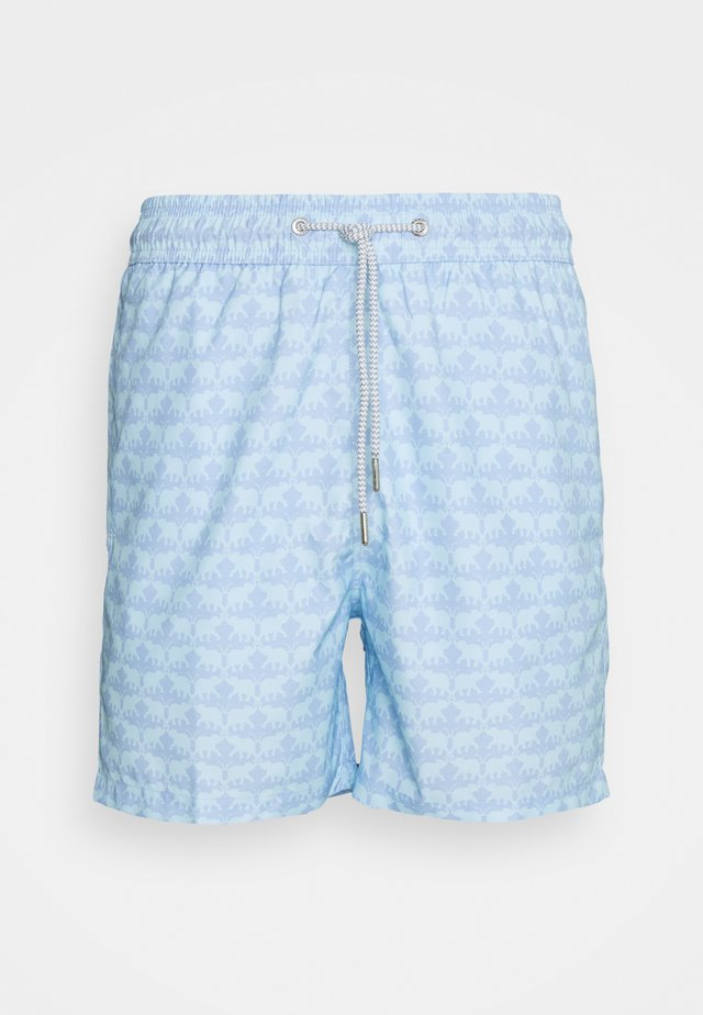 STANIEL SWIM - Shorts da mare - blue