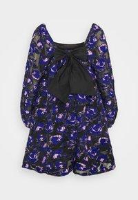 Résumé - CLAUDIA DRESS - Day dress - electric blue - 7