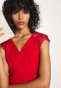 Sista Glam - BELMAIN - Suknia balowa - red - 5