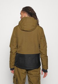 Superdry - ULTIMATE MOUNTAIN RESCUE - Ski jas - dusty olive - 2