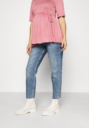Jeans Tapered Fit - denim medium