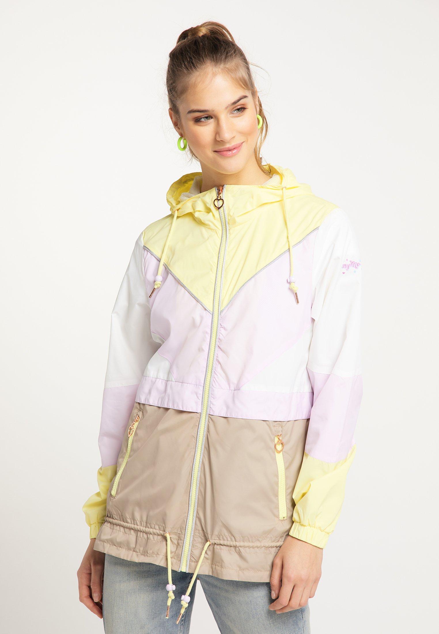 Limit Offer Cheap Women's Clothing myMo Summer jacket yellow 46U2UoVxI