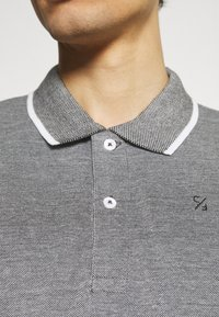 Casual Friday - Polo shirt - anthracite black - 3
