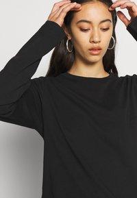 Weekday - ALANIS 2 PACK - Long sleeved top - black/white - 5