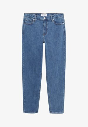 ELY - Relaxed fit jeans - mittelblau