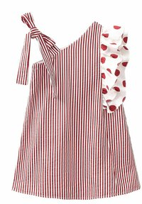 Dadati - Day dress - dark red - 1