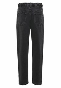 Kids ONLY - KONSAGA  - Straight leg jeans - black denim - 1