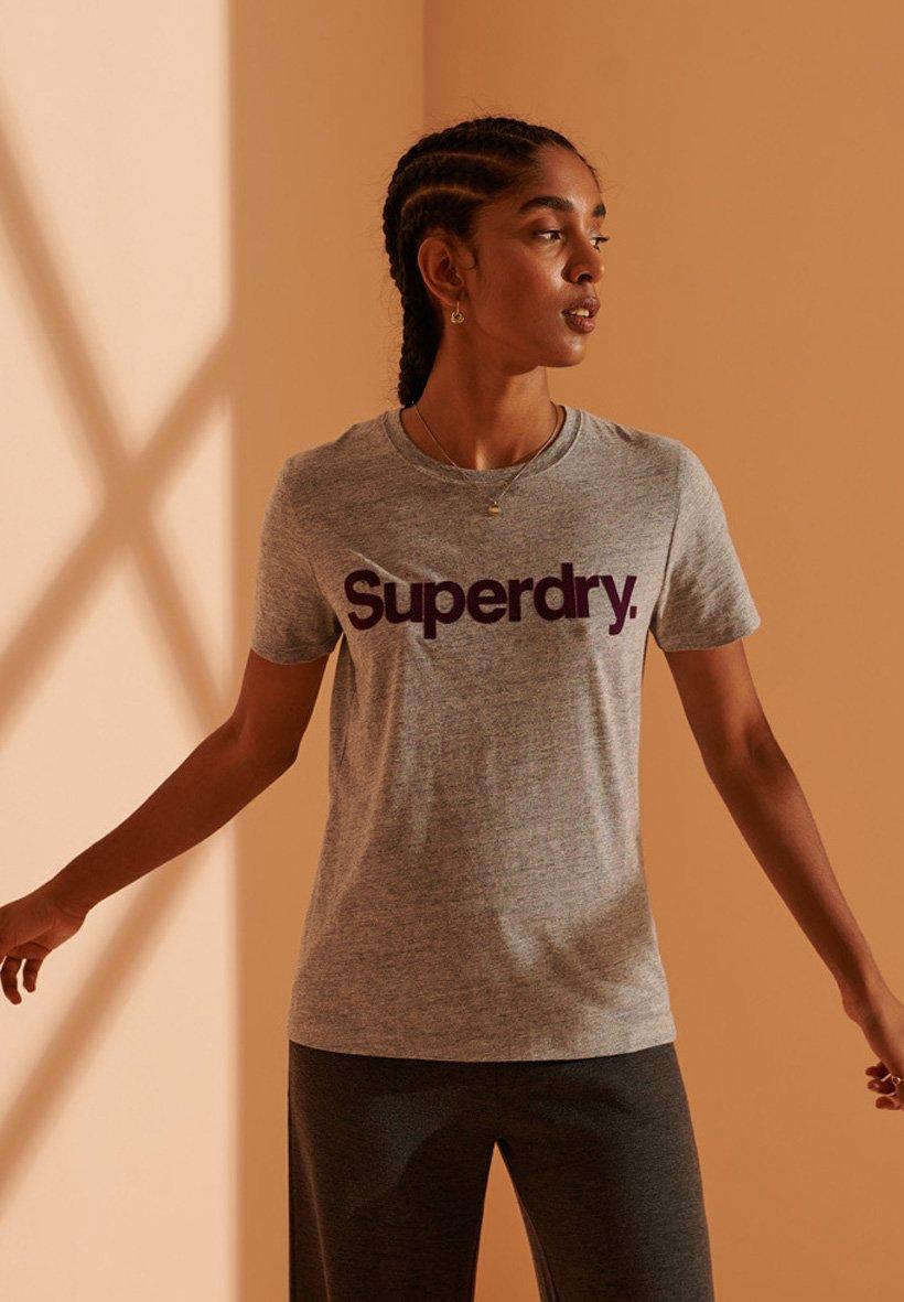 Women FLOCK - Print T-shirt
