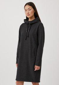 Finn Flare - Day dress - black melange - 3
